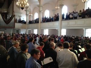 All Souls Church Full sanctuary good