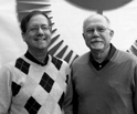 Bill Fogarty and Allen Keiswetter