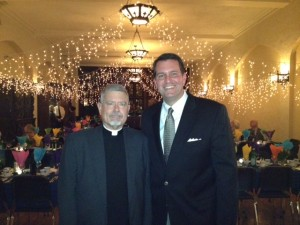 Grace Episcopal - Fr. Steve Muncie and Jim Klote