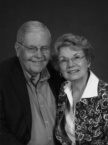 Nicholas and Susan Jones