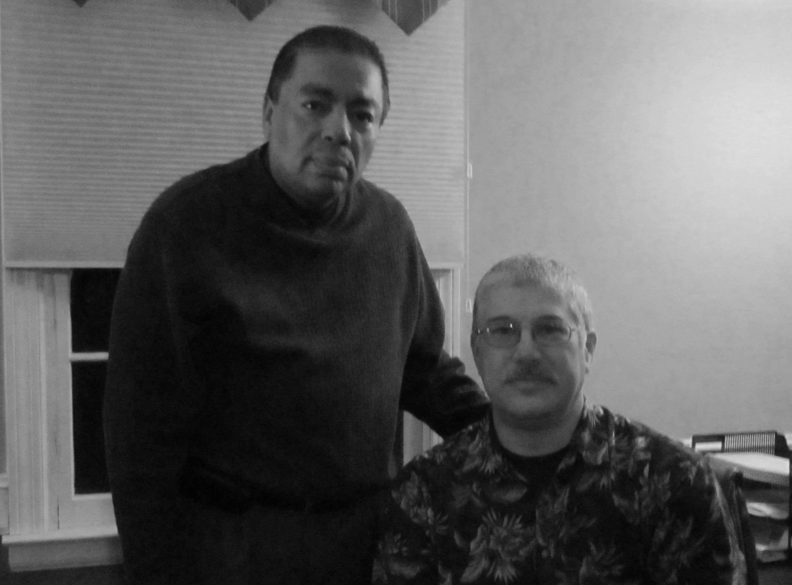 Ken Gadwah and Juan Rivera