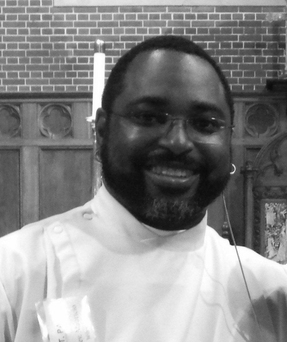 The Rev. Mauricio J. Wilson Rector