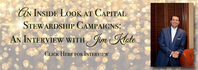 interview with jim klote