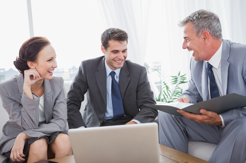 bigstock-Business-people-laughing-while-49606517-(2)