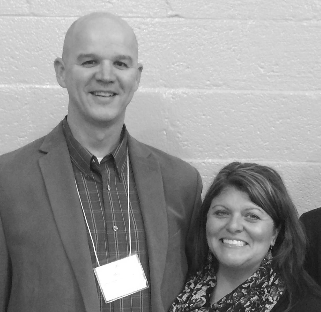 Jon and Carolyn Meyer