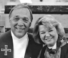 Rev. Brenda and Rev. David Ritterpusch