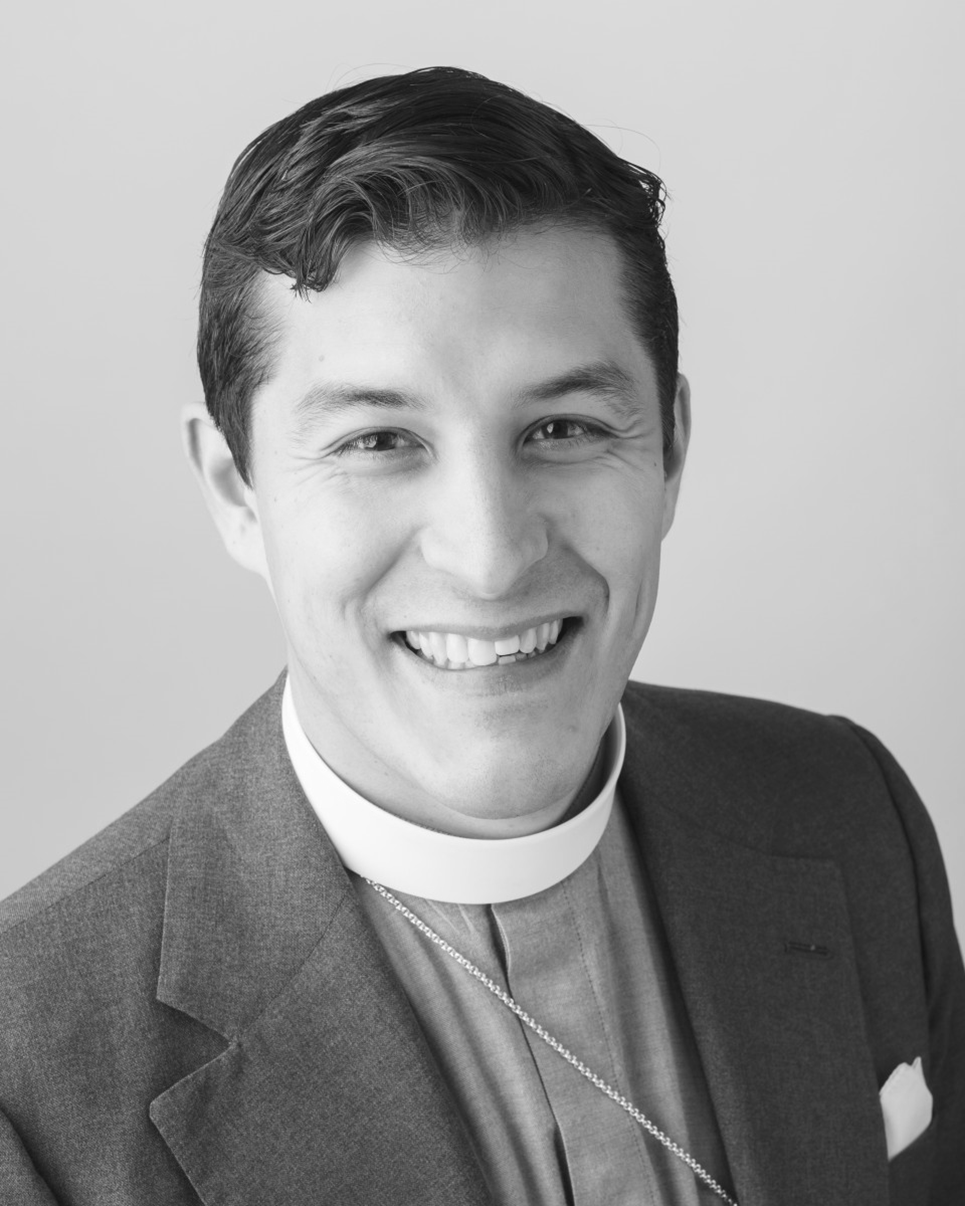 The Rev. Aaron Zimmerman