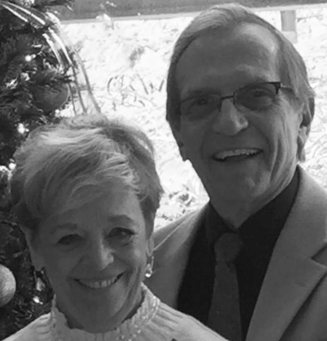 Lee Holden and Lorraine Murphy