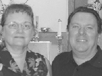 Dick and Linda Antonio