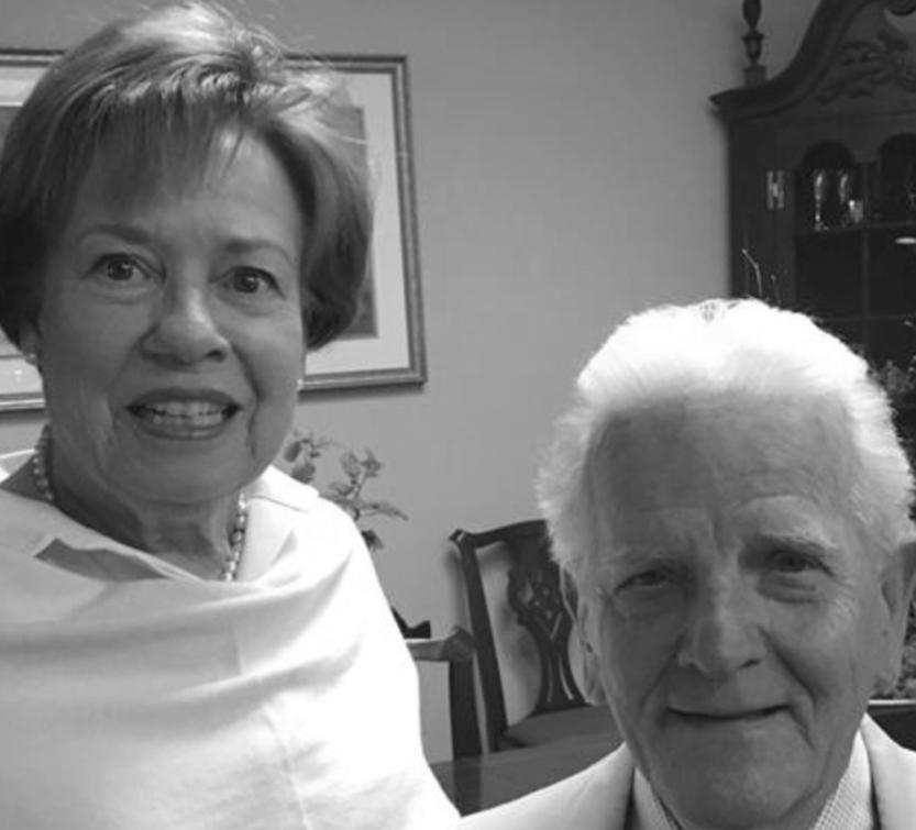 Dan and Margaret Gissendanner